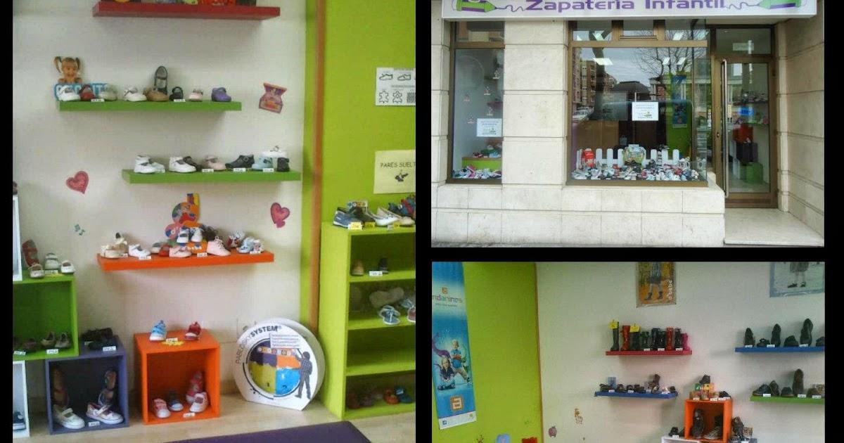 Emprendedores salmantinos zapater a infantil cordones for Zapateria infantil