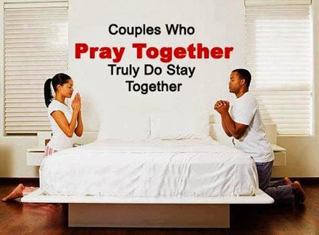 Dating and praying together