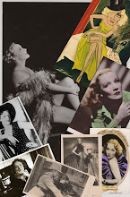 Marlene Dietrich Postcard Collection