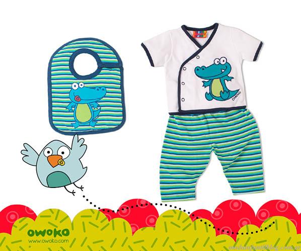 conjuntos de ropa de bebes verano 2014 owoko