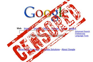 google censored SOPA