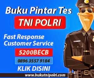 Buku Lulus  TNI/Polri