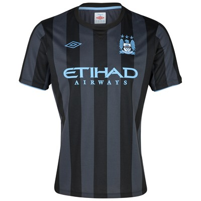 Manchester City 2012-2013 Champions League - Third Kit Man City 2013