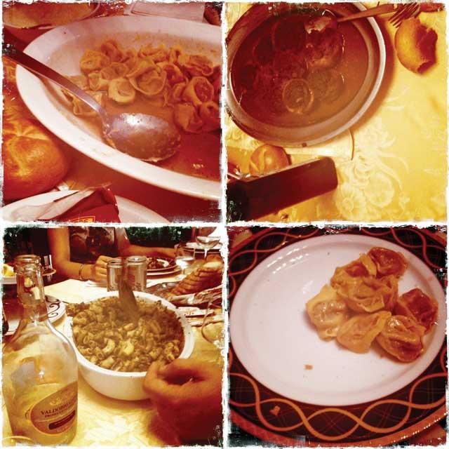 Una giornata a mantova coi cigni i tortelli e la cucina fusion - La cucina mantova ...