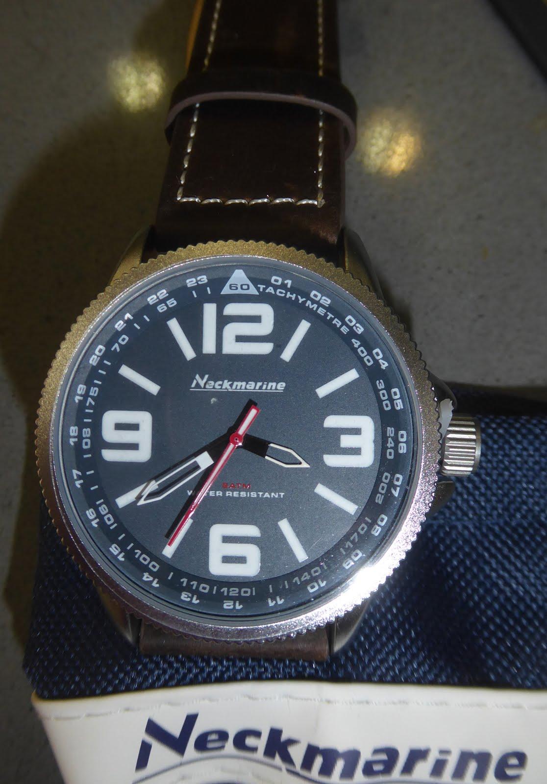 Reloj Neckmarine