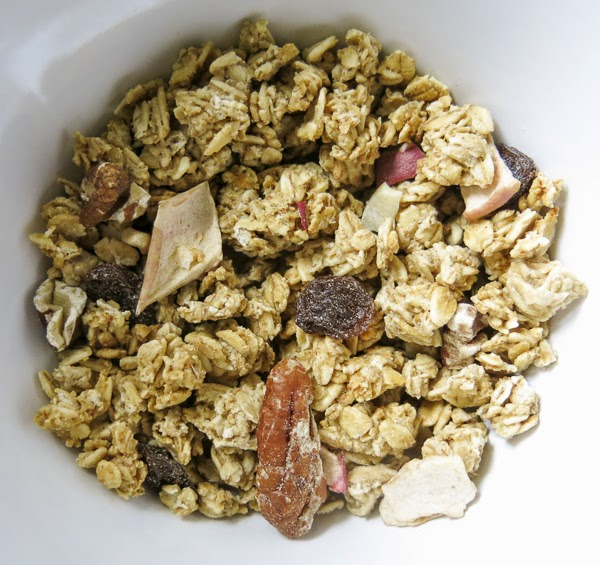 granola, frukost