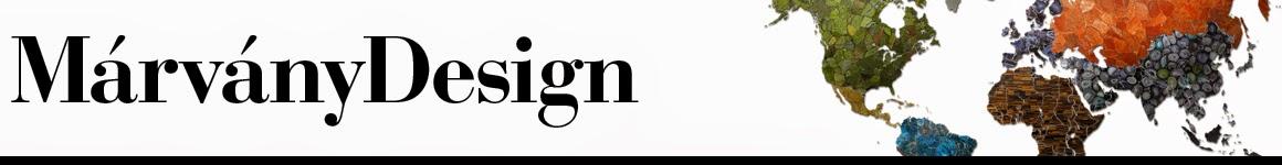 Márvány Design - tervezzünk természetes kövekkel!