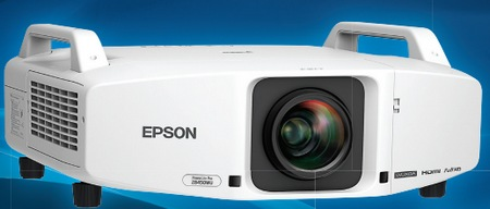 Epson PowerLite Pro Z8455WUNL and Z8255NL Installation Projectors 1 Epson PowerLite Pro Z Series Installation Projector Line has 5 new models