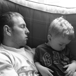 Daddy & Elijah