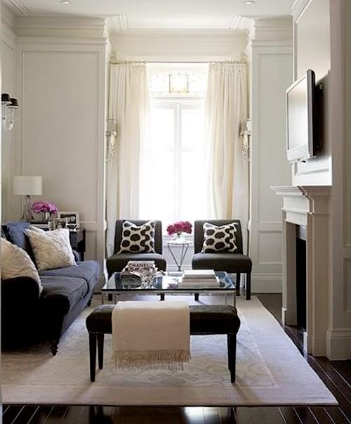 Hướng dẫn bố trí tivi cho phòng khách có Sofa 3