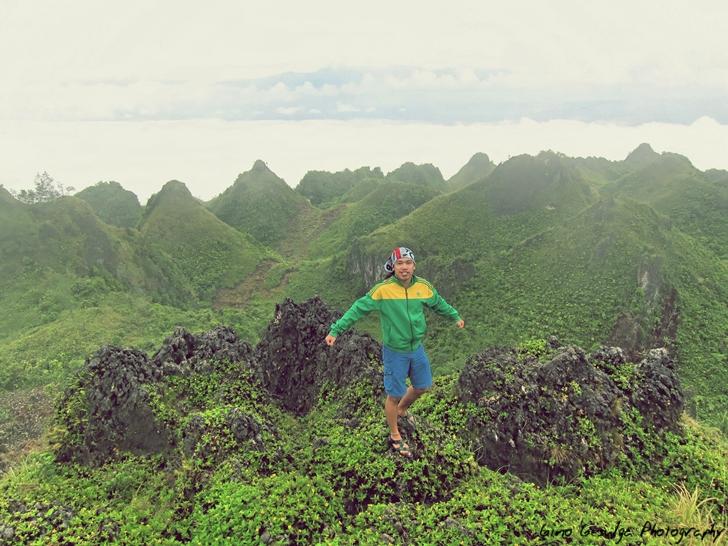 Climbing Osmena Peak, Opeak, Mantalongon Cebu