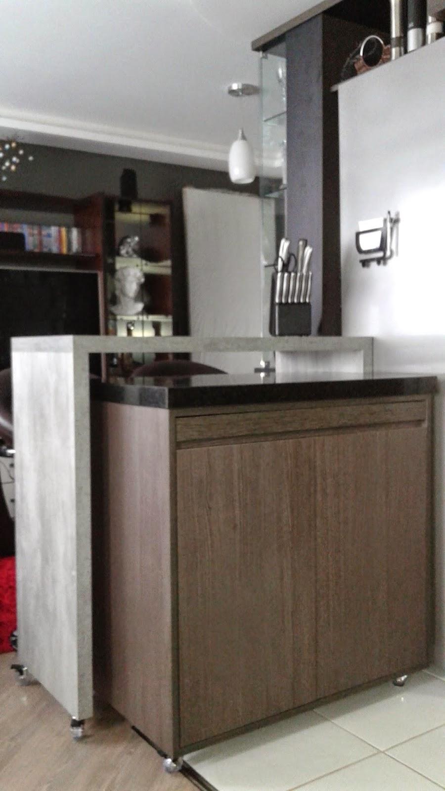Armario Com Espelho Para Banheiro Balaroti ~ Willian Bill Cozinha pouco espaço e muita louça