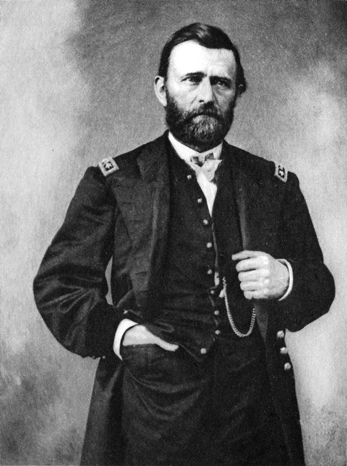 president grant Today marks the birthday of ulysses grant, who played a unique role in  american history here is a look at a military leader who later became.