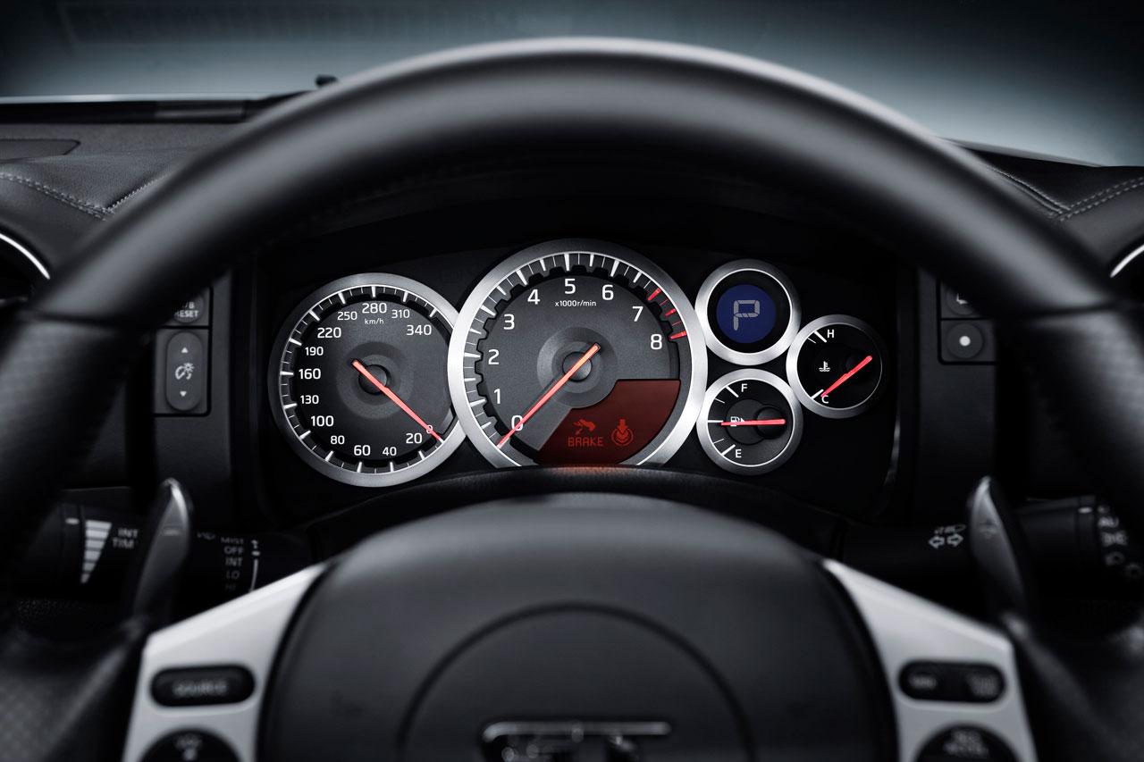 Fabulous Nissan GT-R Interior 1280 x 853 · 109 kB · jpeg