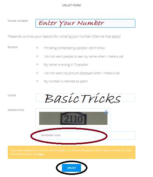 how-to-remove-number-from-truecaller