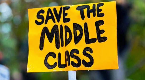The Post-1990s Fed: Enemy Of The Middle Class
