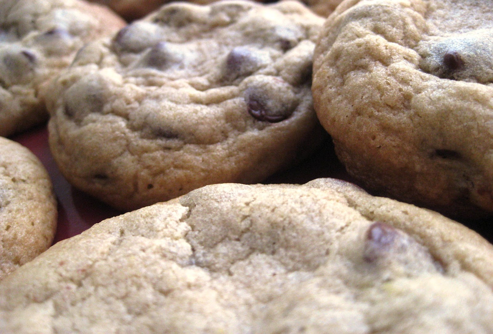 Lovely Ache: All-American Chocolate Chip Cookies