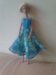 Primeiras Criações na Barbie
