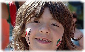 Девочка, Португалия, португальцы