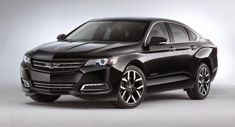 2015 Chevy Impala Midnight Edition