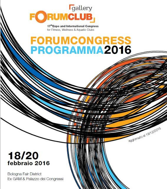 ForumClub Gallery: a Bologna l'eccellenza b2b per i settori fitness, wellness e aquatic