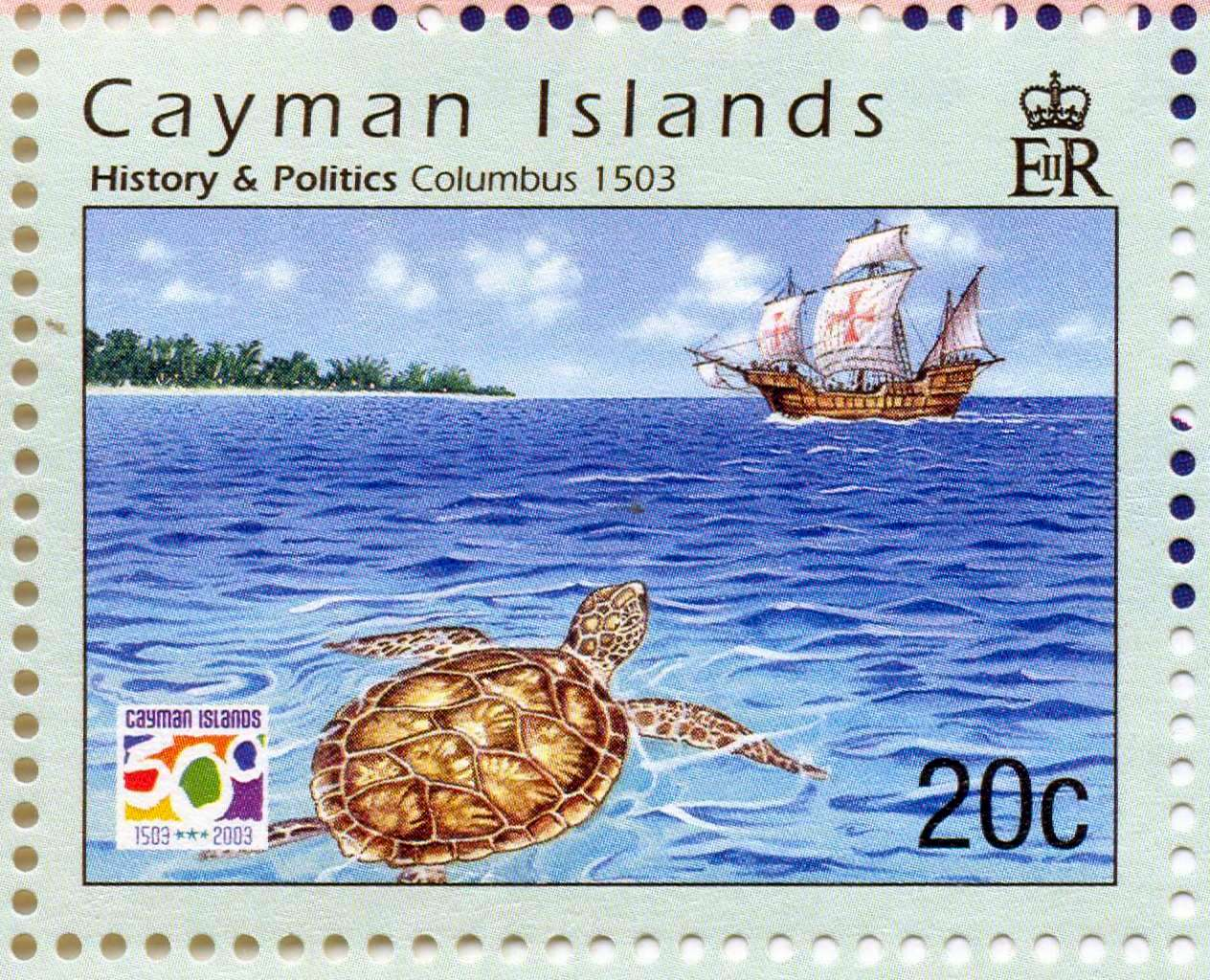 Christopher Columbus Cayman Islands History