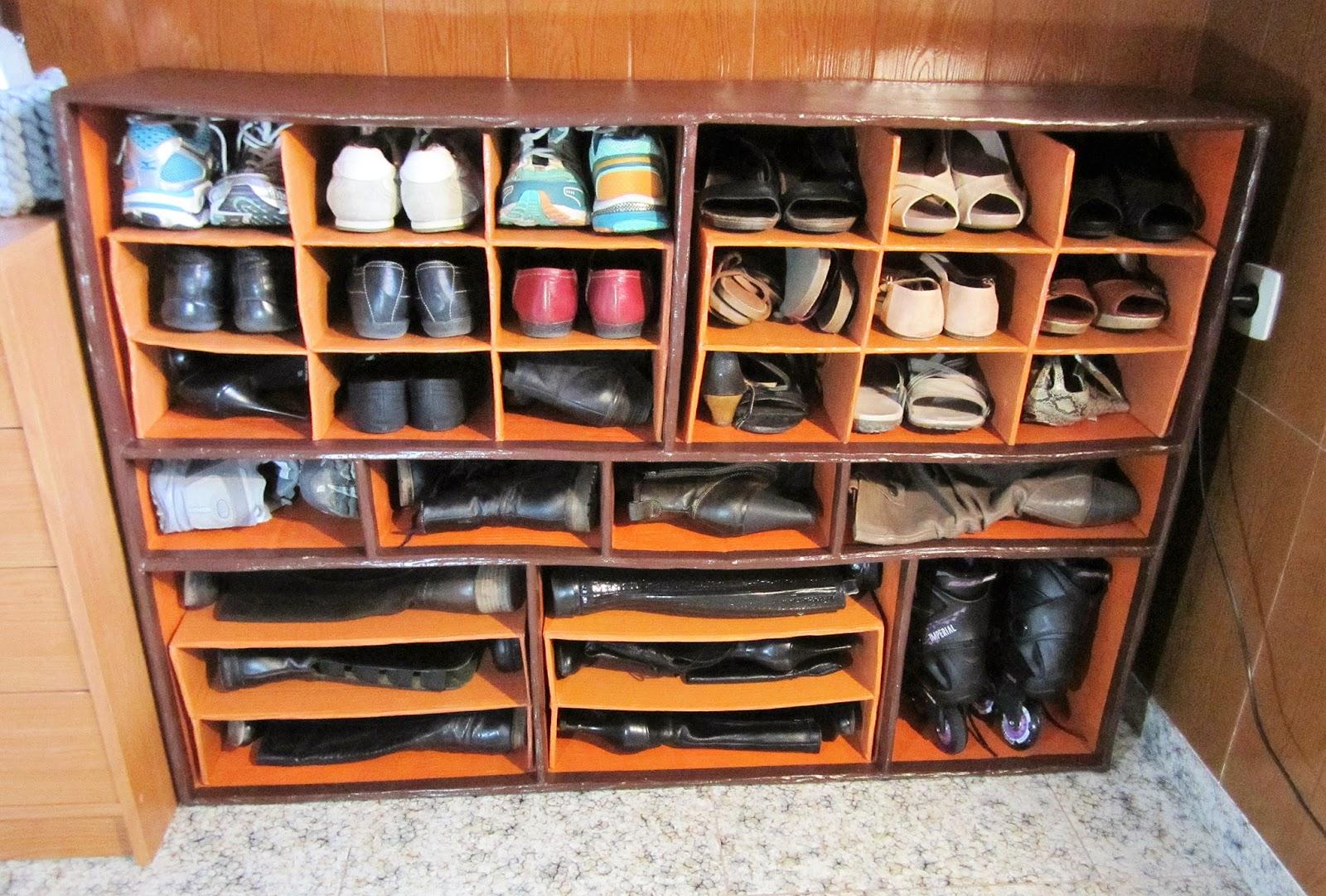 C mo hacer un zapatero con palets 6 pasos uncomo hacer - Hacer mueble zapatero ...