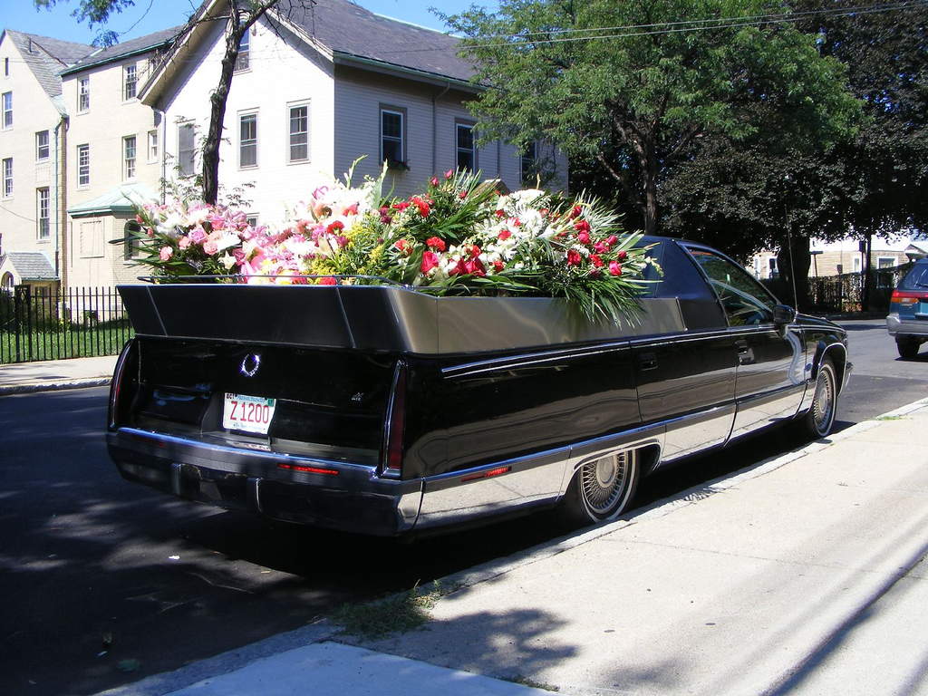 Carhunter Flower Cars Give Me Credit I Did Not Do Hearses