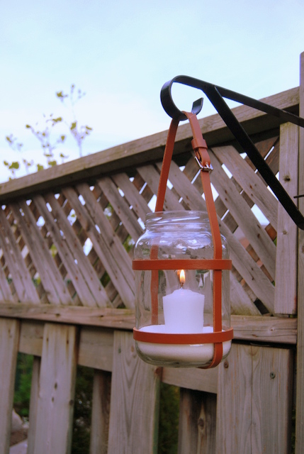 http://www.northstory.ca/diy-upcycled-leather-lantern/