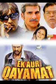 Ek Aur Qayamat (2008 - movie_langauge) - NTR Rao Junior, Hansika Motwani, Tanisha, Raghu Babu, Krishna Bhagavan, Master Bharath, Brahmanandam, Srinivasa Rao Kota, Prakash Raj, Murli Sharma, Subbaraju, Suneel, Ashish Vidyarthi