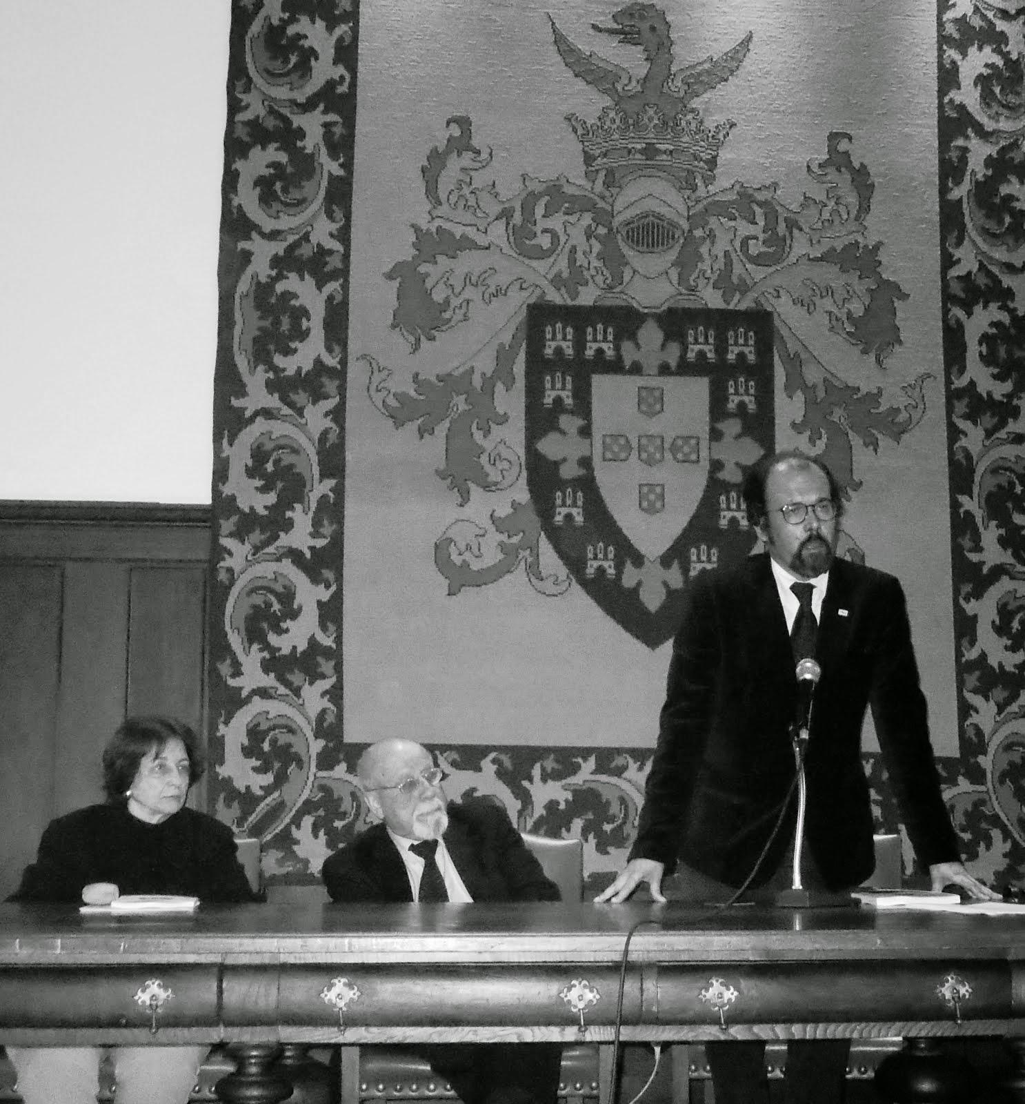 Apresentação da NOVA ÁGUIA 15: 17 Abril, no Palácio da Independência, em Lisboa
