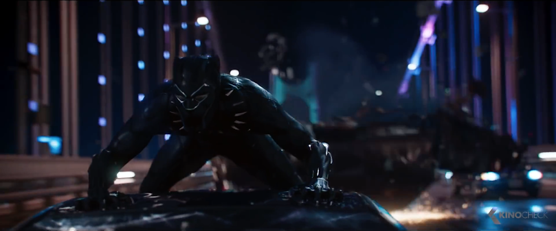 BLACK PANTHER | MOVIE TRAILER!!!