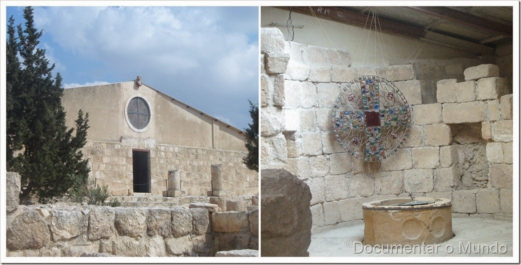 Monte Nebo; Jordânia; The Memorial Church of Moses; Mount Nebo; Jordan