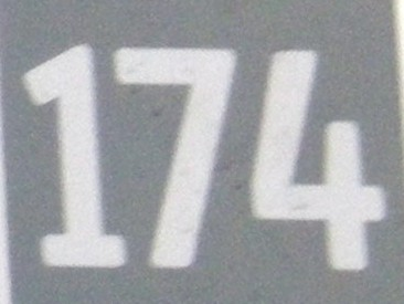 NumberADay: 174 on