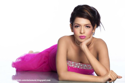 Bangladeshi Model Jakia Kamal Moon