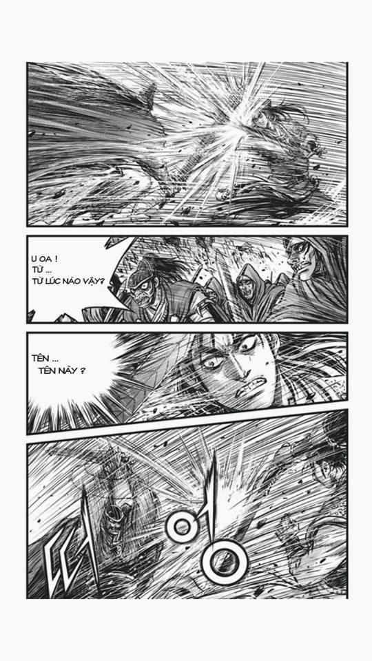 Hiệp Khách Giang Hồ Chap 452 - Trang 9