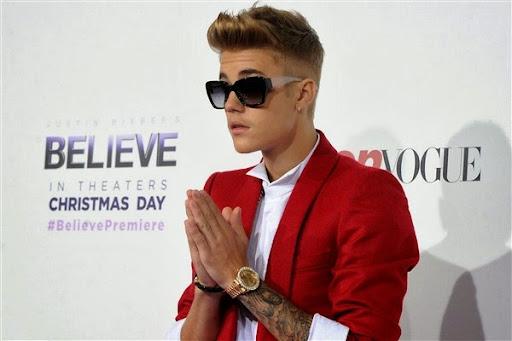 Foto Justin Bieber Terbaru dan Gaya Rambutnya