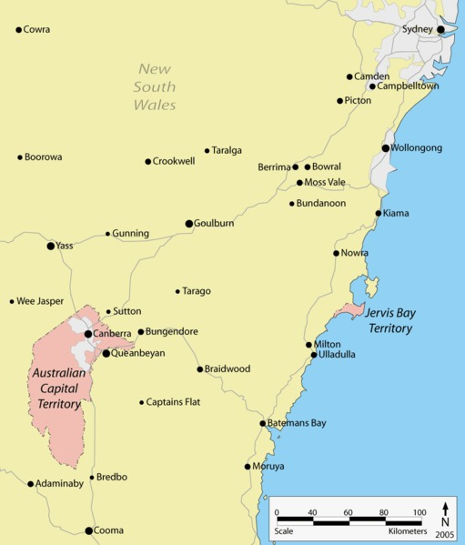 some positions Australian Capital Territory[a]