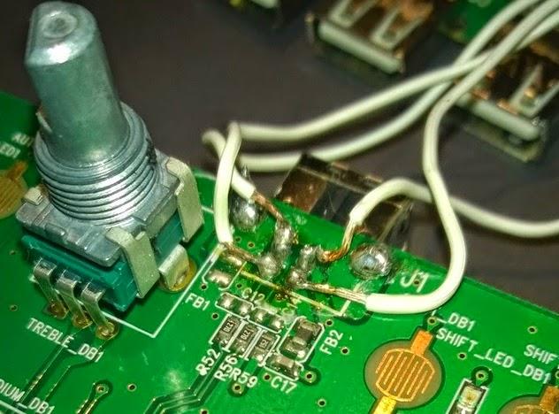 Desmontar dj control mp3 e2