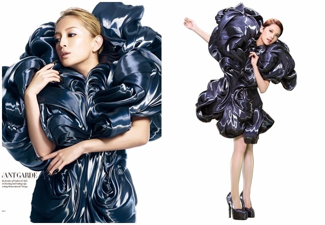 2013 撞衫: Ayumi + 楊丞琳