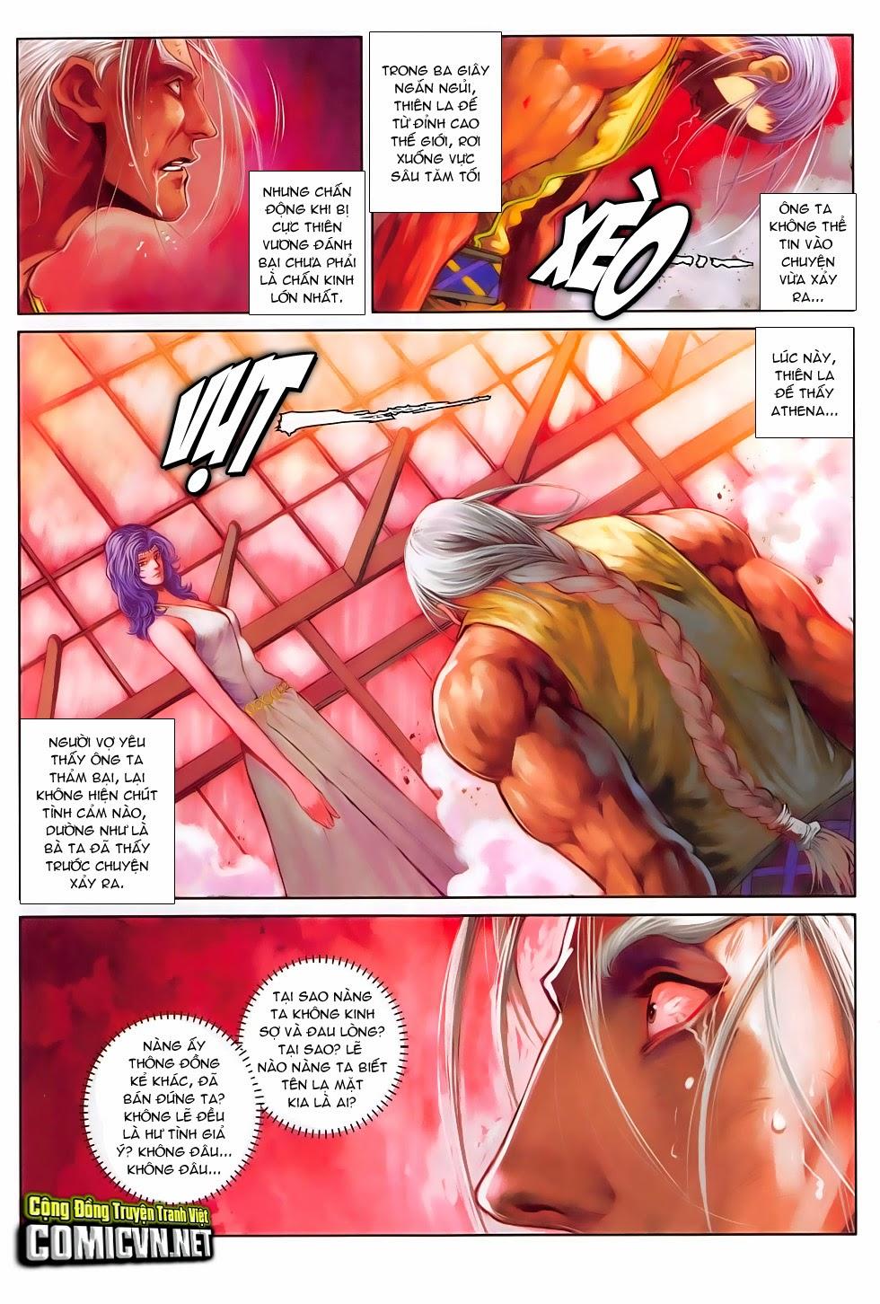 Ba Động Quyền Z Hadouken Zero chap 15 - Trang 23