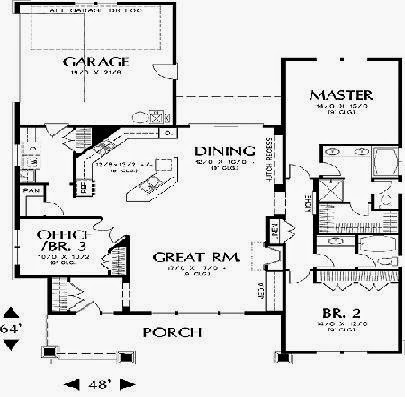 Planos De Casas Abril 2014