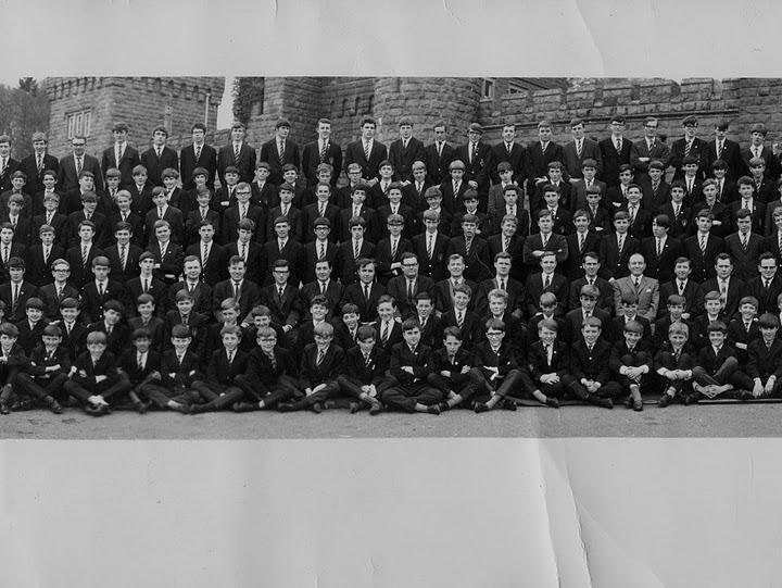 Cyfarthfa Castle School 1968