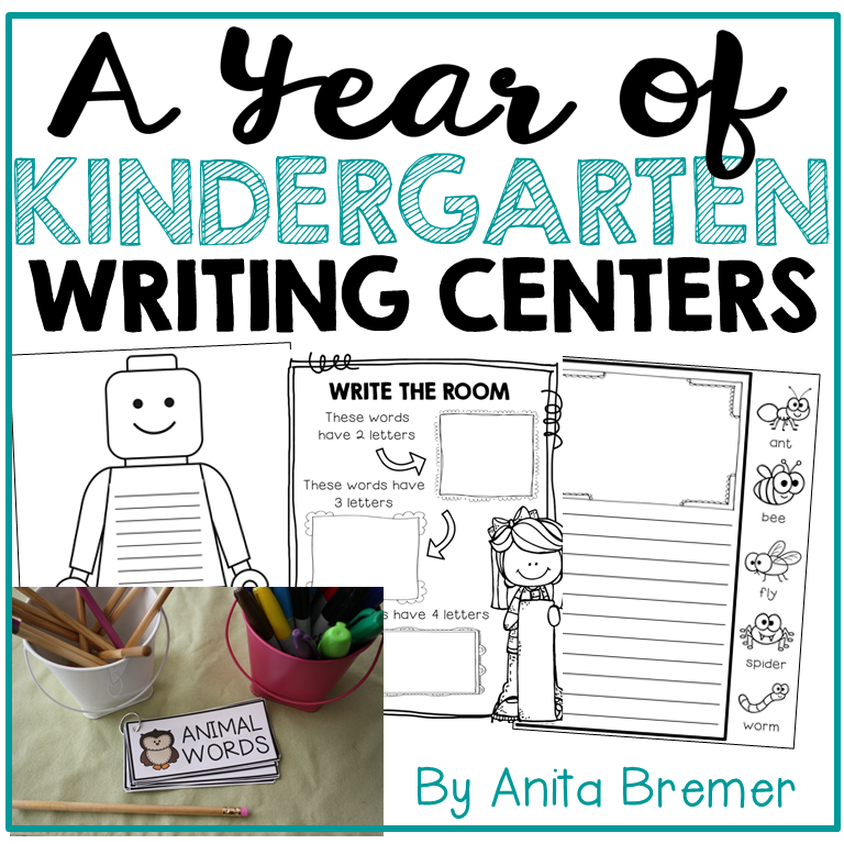 A YEAR OF K WRITING CENTERS