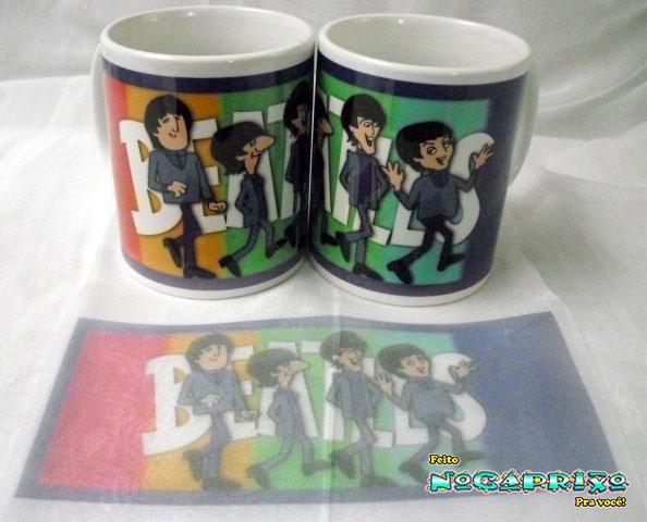 Canecas Personalizadas - Beatles