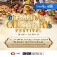 Ramadan Culinary Festival 2018 – Central Park Mall