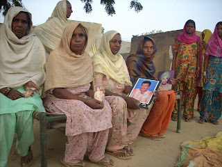 Dalit landless labourers' suicides in Punjab