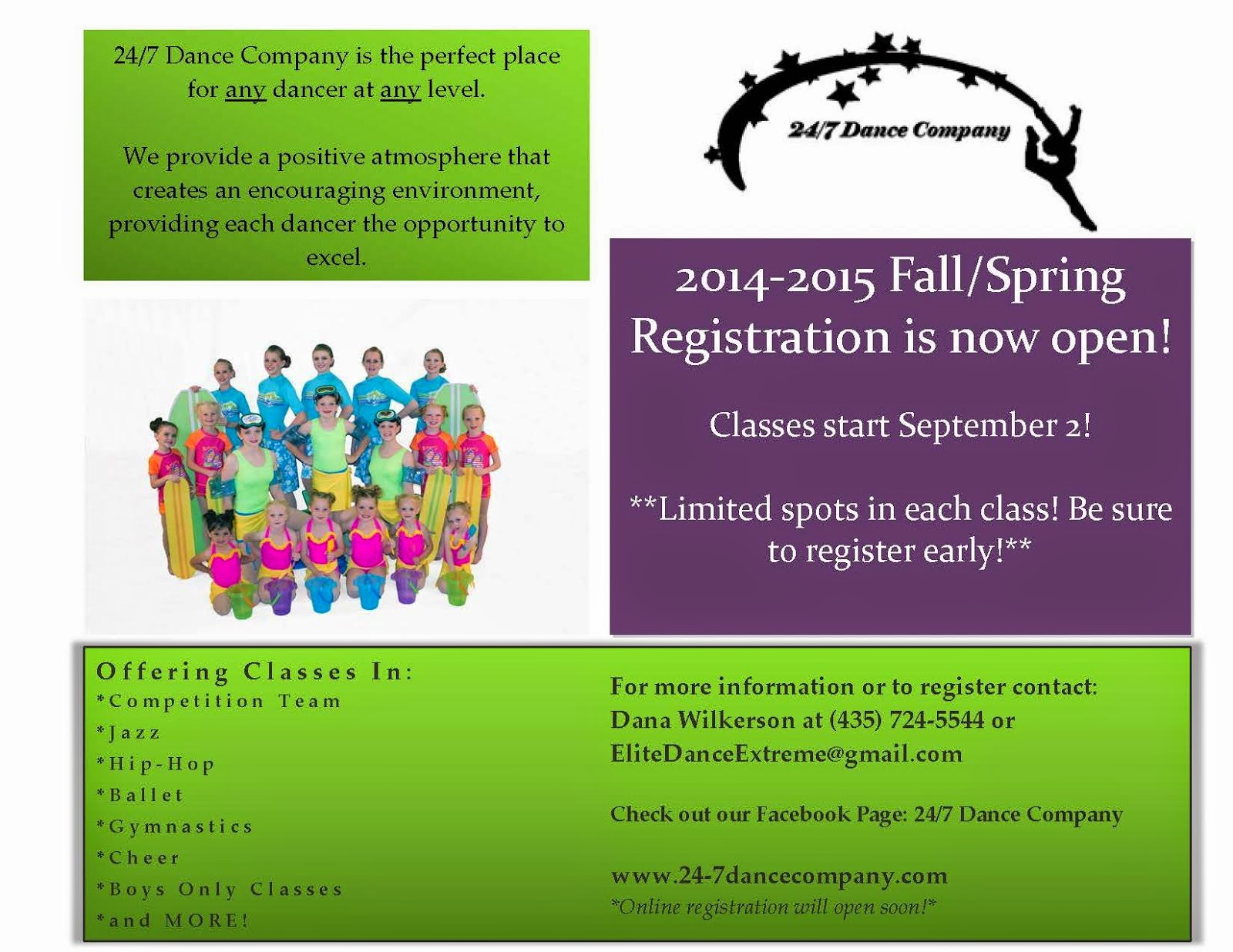 REGISTER TODAY!