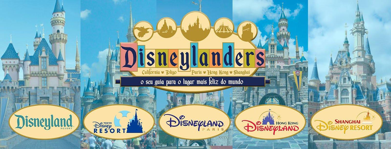 Aqui estão representadas todas as Disney's
