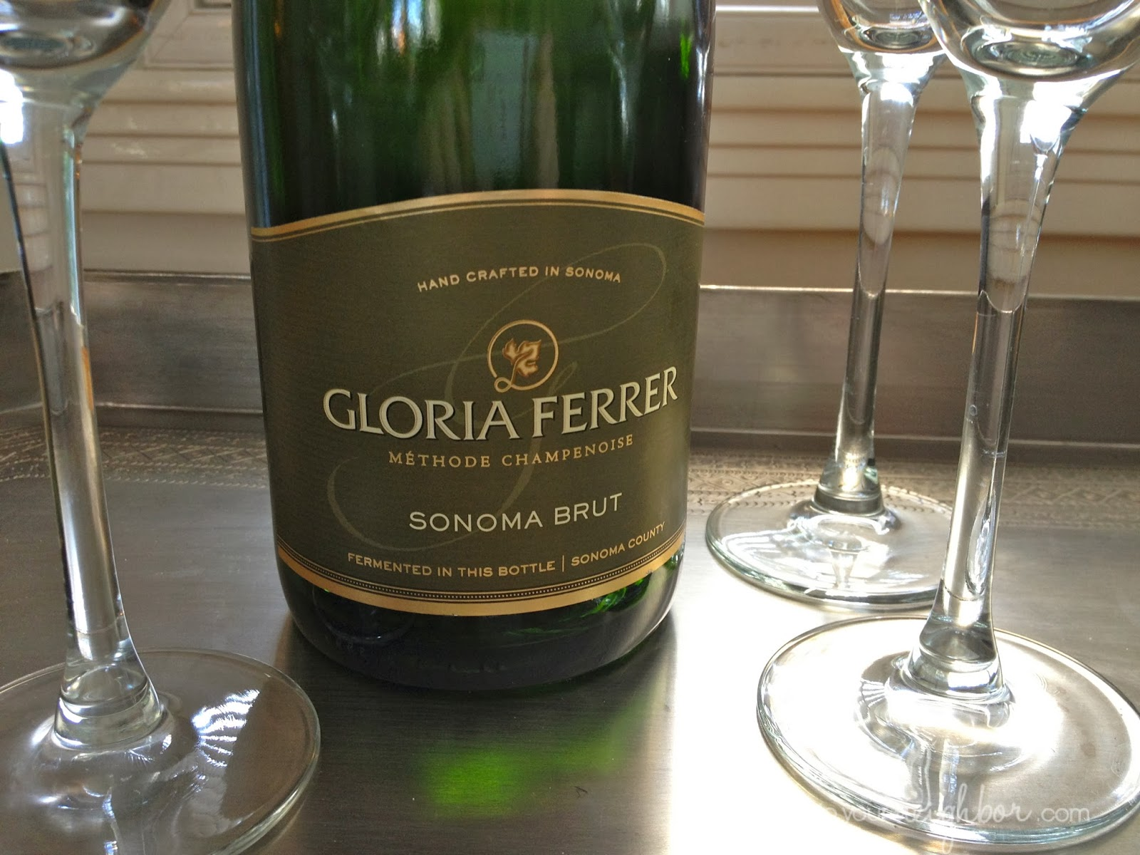 best champagne, gloria ferrer, sonoma brut